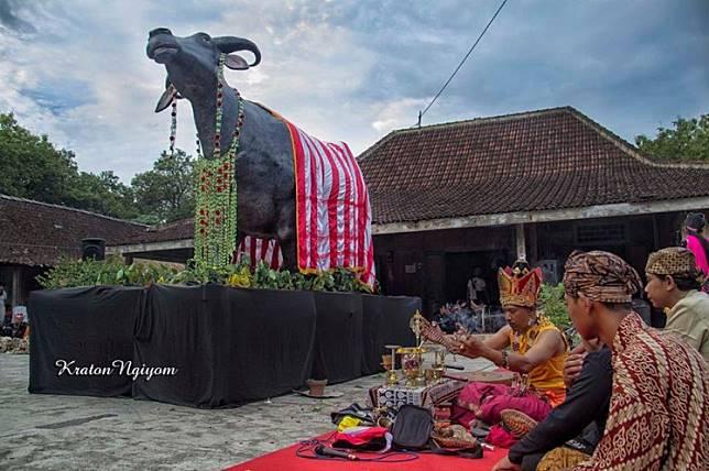 Kebo Ketan art event to highlight environmental issues, folk art