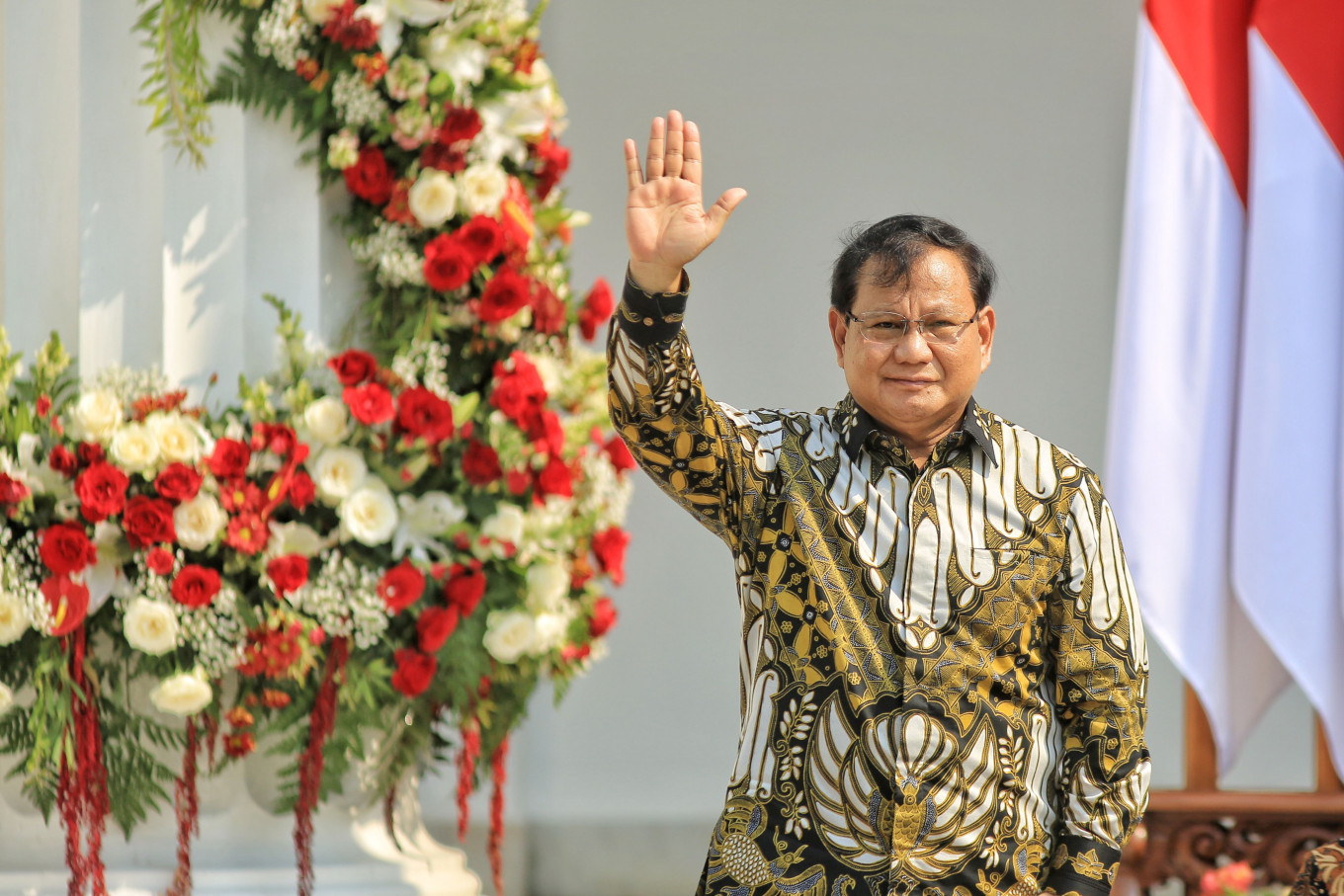 Prabowo no longer barred from the US: Gerindra executive