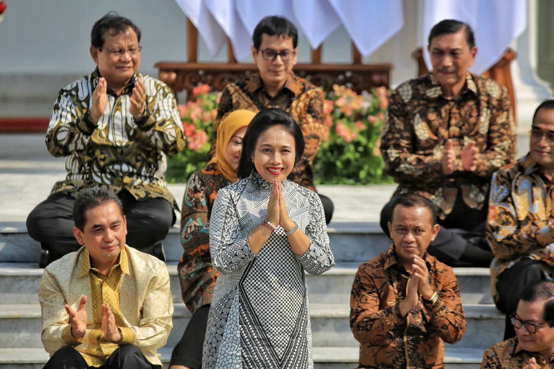 Megawati behind Bintang Puspayoga's surprising appointment, PDI-P executive says