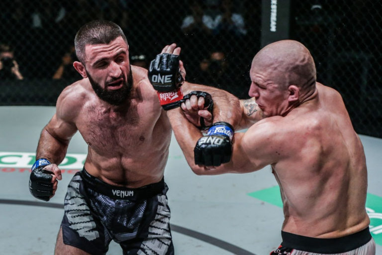 Abbasov steals show, beats champion Kadestam in ONE main bout