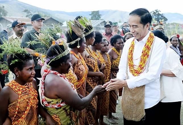 Jokowi targets quick infrastructure rehabilitation for riot-stricken Wamena