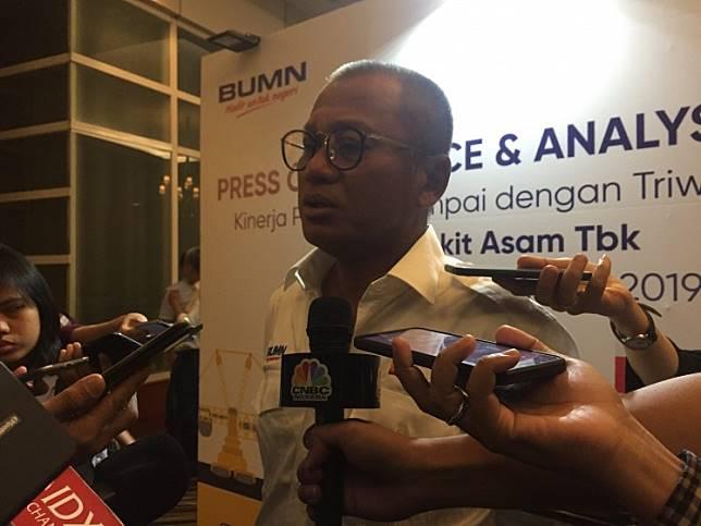 State miner Bukit Asam profit falls 22% as coal prices drop