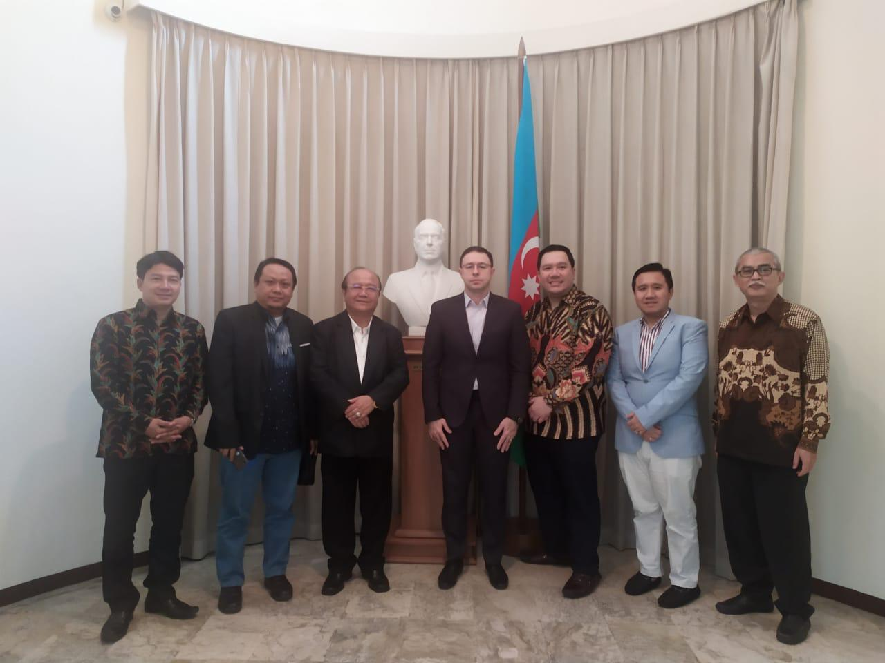 RI, Azerbaijan to work together in sharia-based cooperatives