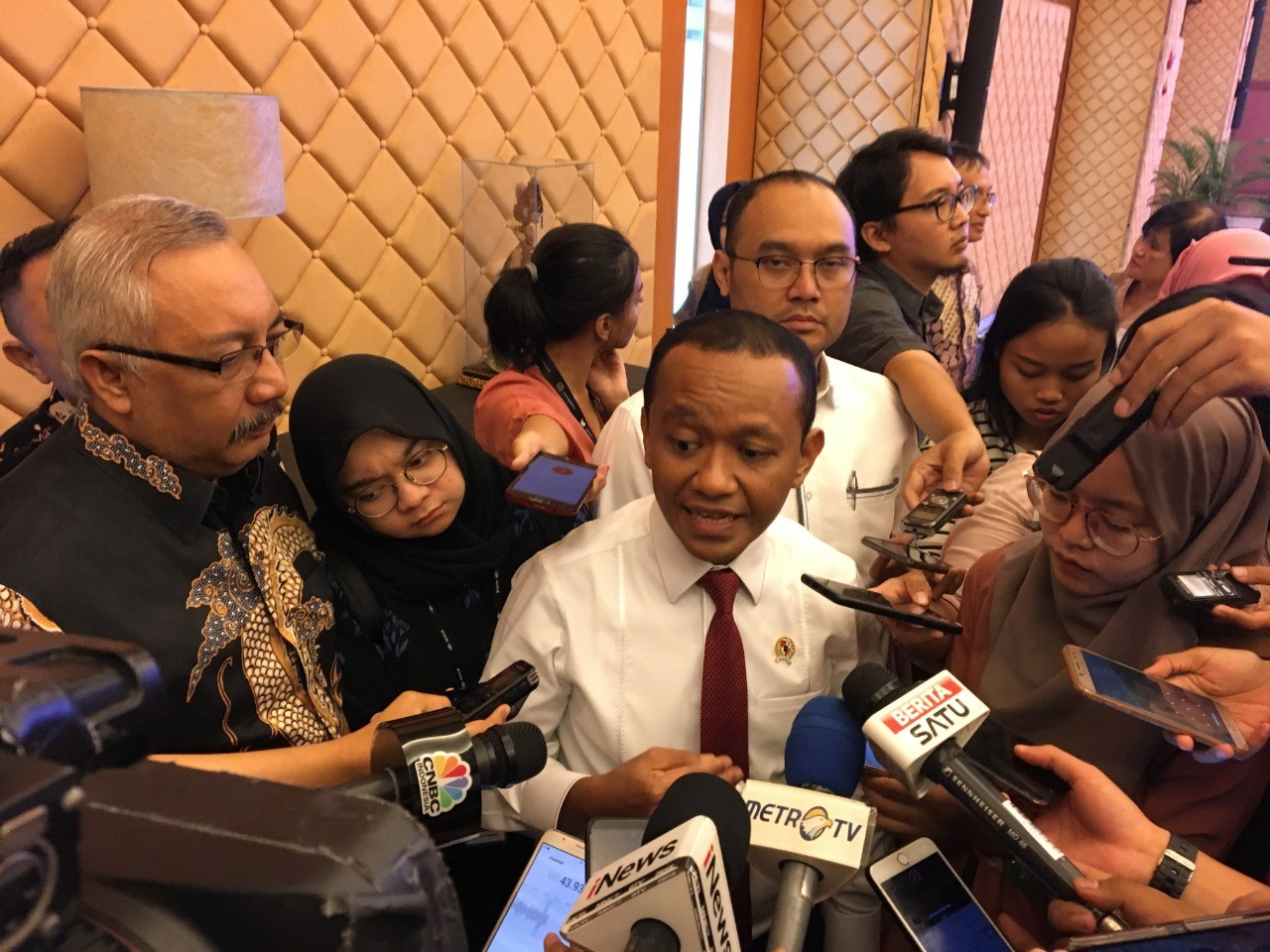 'I have a vision': New BKPM boss wants domestic investment to overtake foreign investment