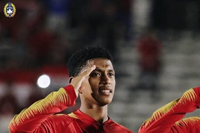 U-16 soccer player Alfin Lestaluhu dies at 15 after surviving Ambon quake