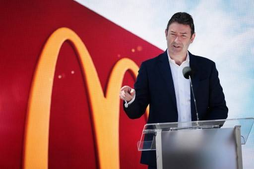 McDonald's CEO out after 'consensual relationship' with employee