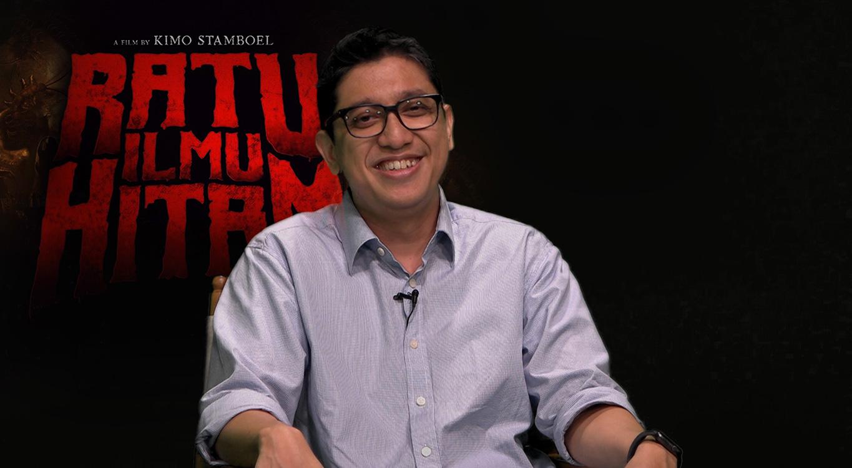 Don't watch it alone, says Kimo Stamboel about 'Ratu Ilmu Hitam'