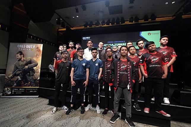 Game developer Garena announces first e-sports tournament, Major Series 2019