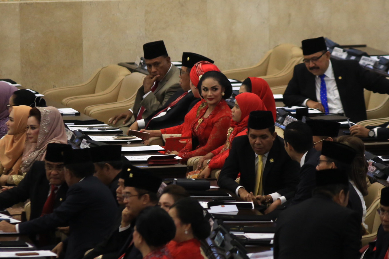 More women in Indonesian politics has not reduced graft