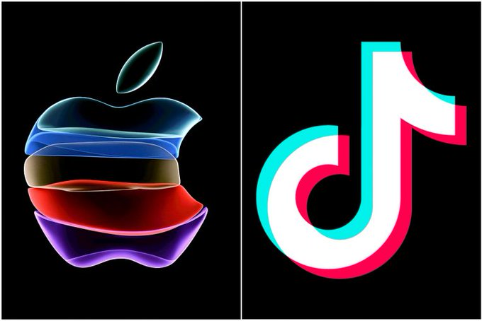 Apple, TikTok faulted by US Republican senator over China ties