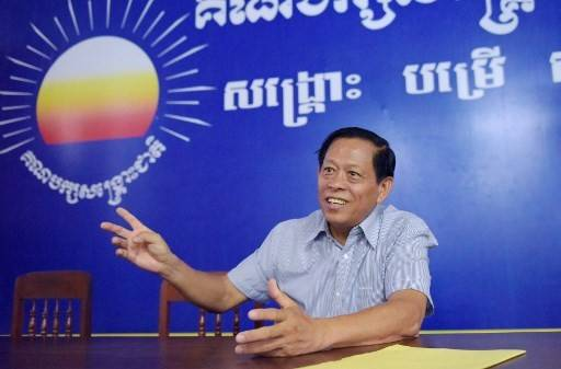 Cambodian opposition leader plans return home