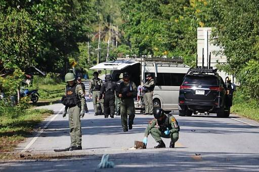 15 killed in suspected rebel attacks in Thailand's south: Army