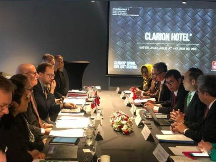 Indonesia, Norway renew commitment to upholding human rights