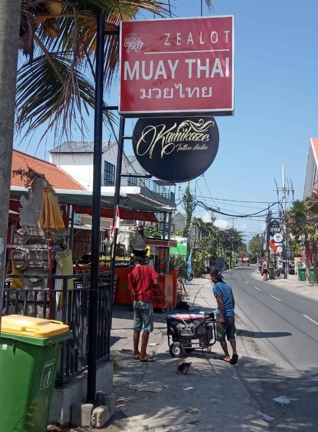 New Muay Thai club welcomes fighters in Bali