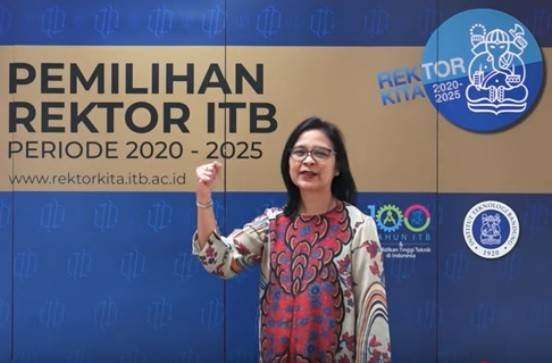 Nearly 100 years after its founding, ITB names first female rector
