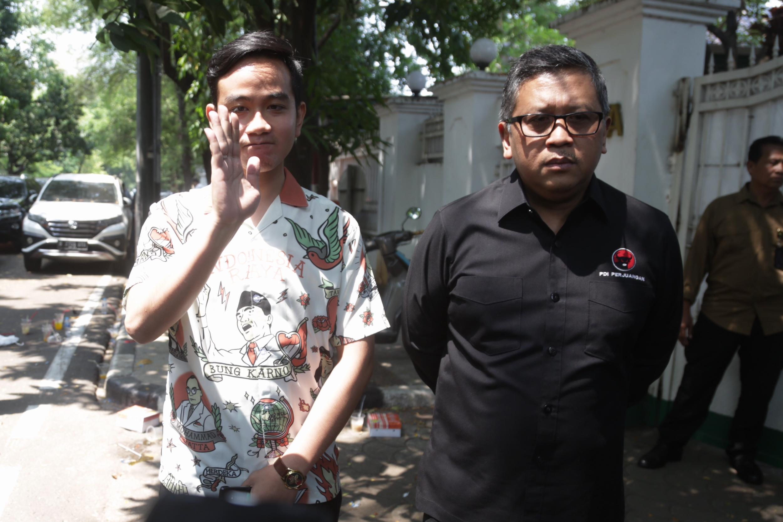 Jokowi's son denies bid for Surakarta mayor marks beginning of political dynasty