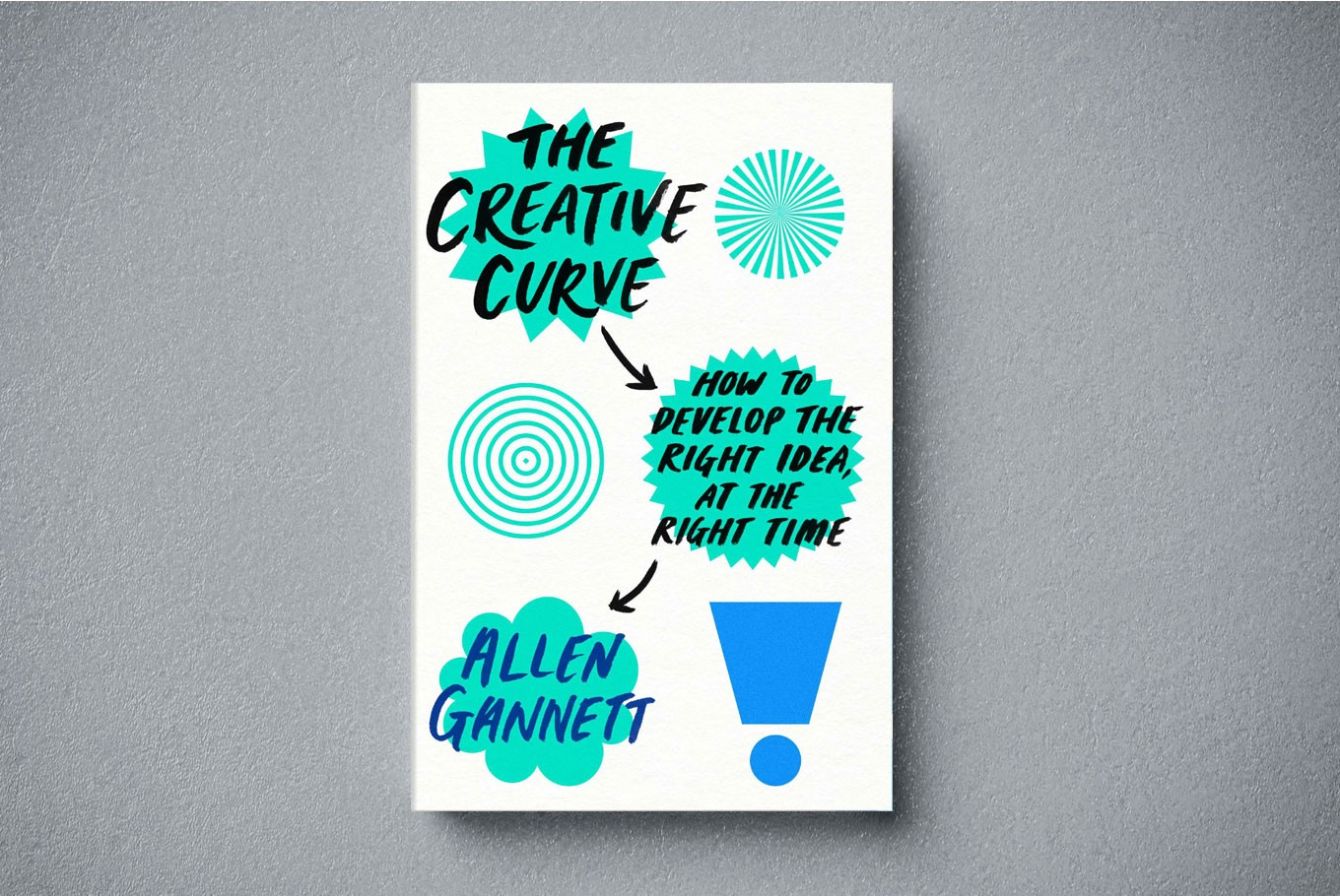 'The Creative Curve': Creativity principles and what you can do to be more creative