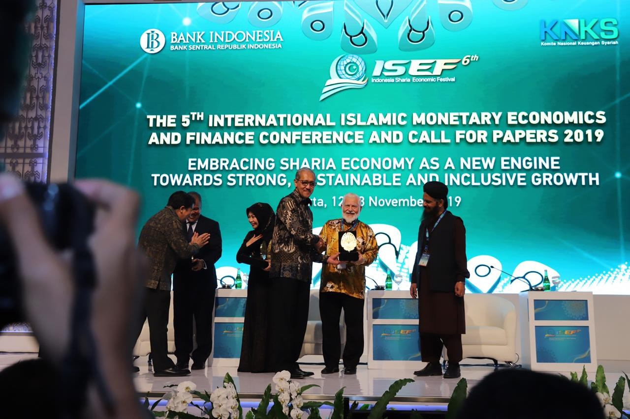 Sharia finance provides stability, promotes equality amid economic uncertainty, BI says