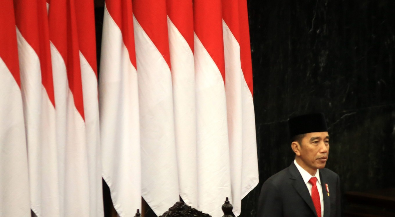 Jokowi wants to tap into Didi Kempot's 'sahabat ambyar' to promote Pancasila among youth
