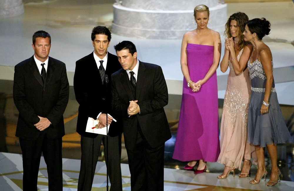 'Friends' reunion special could be headed for HBO Max: Hollywood media
