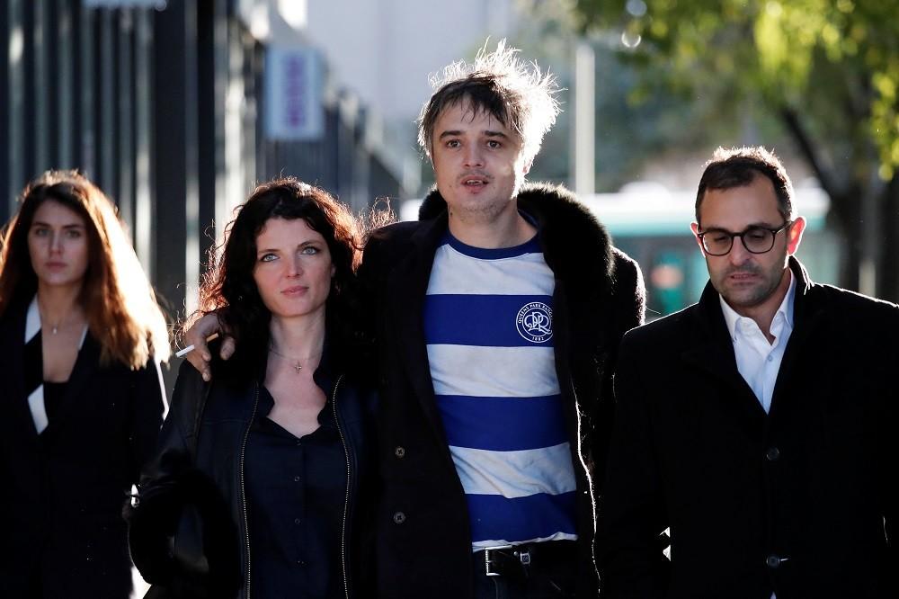 British rocker Doherty handed 3-month suspended prison in Paris