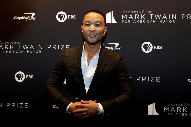 John Legend named People magazine's 'sexiest man alive'