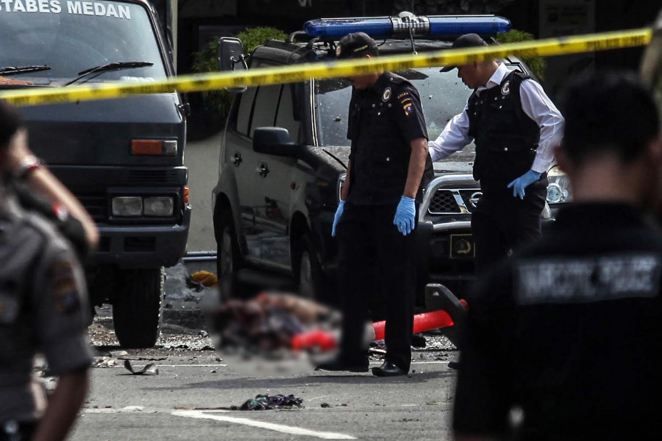 24-year-old man behind suicide bombing at Medan Police HQ, police confirm