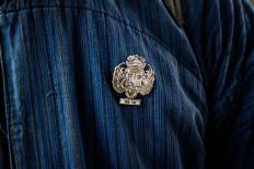 Rizki's Peranakan uniform. JP/ Anggertimur Lanang Tinarbuko