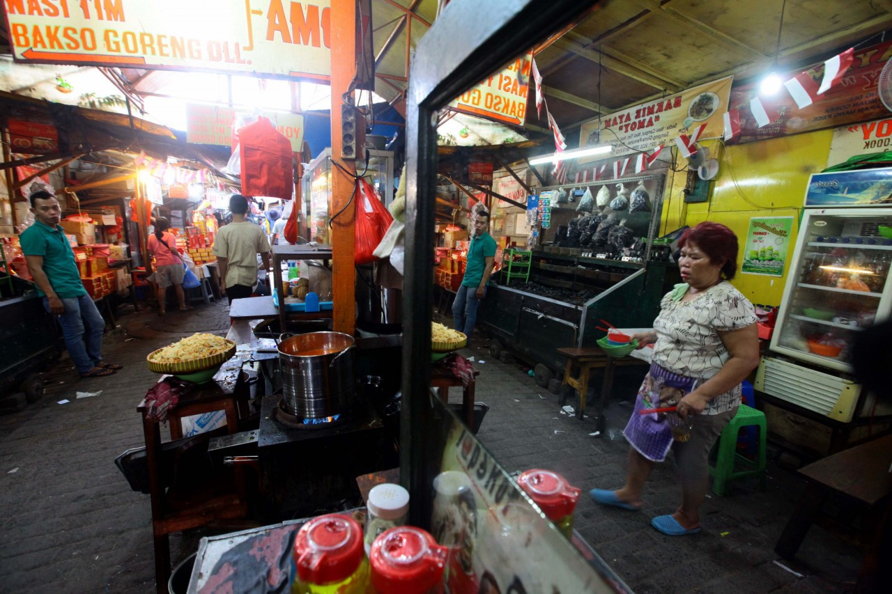 Eat at your own risk: Hygiene, poor quality remain issues in Indonesian street food
