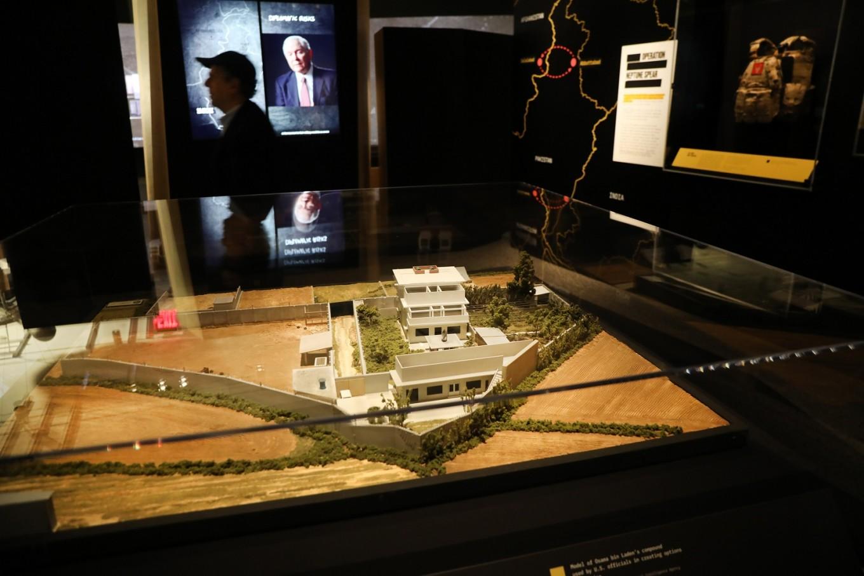 New York exhibition details 10-year hunt for Bin Laden