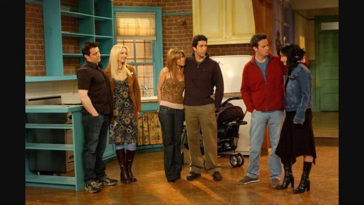 Urban Chat: Dear Hollywood, Please pass on 'Friends' reunion