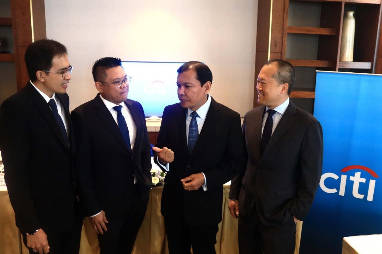 Citibank Indonesia's net profit jumps 70 percent despite shrinking loan disbursement
