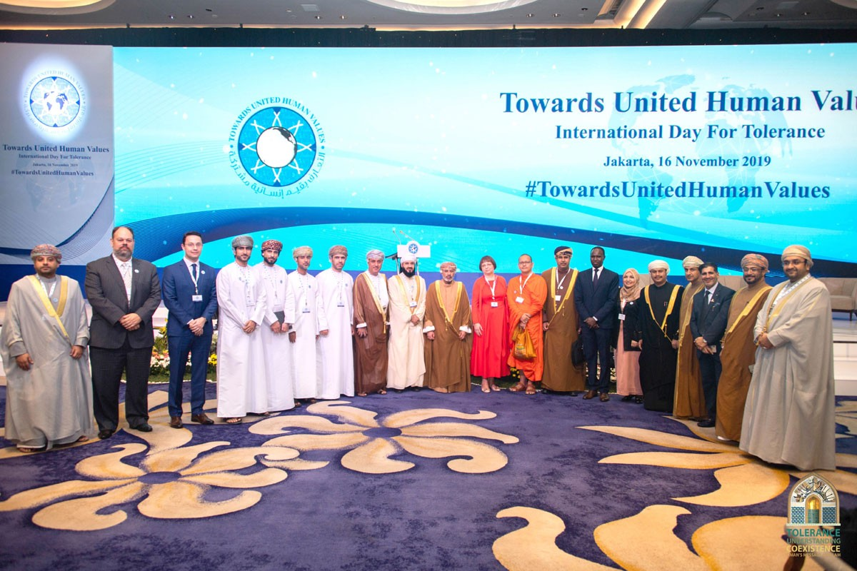 Oman launches new initiative 'Towards United Human Values'