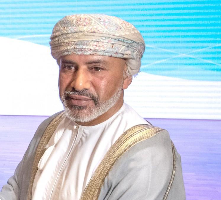 H.H. Ambassador Al Sayyid Nazar Al Julanda Bin Majid Al Said