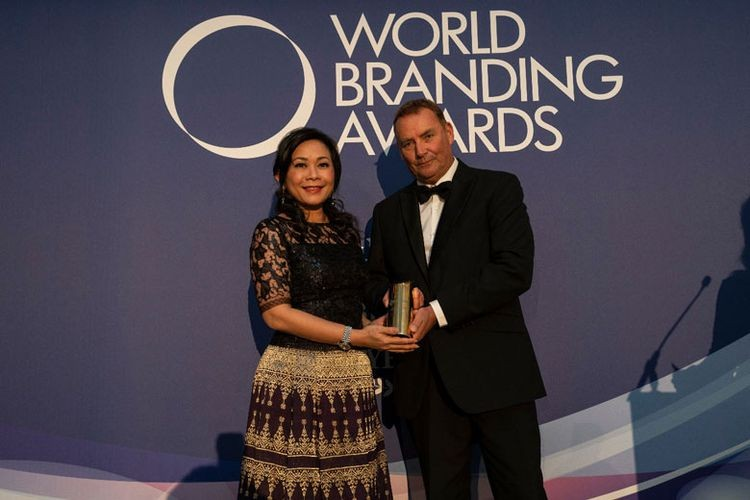 Blue Bird named Brand of the Year at World Branding Awards
