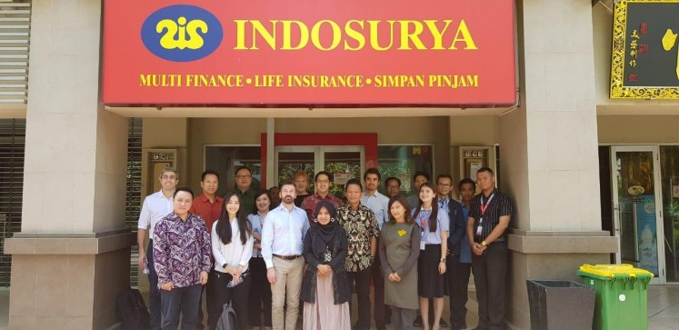 Indosurya Finance Receives 50 Million Euro To Support Smes Inforial The Jakarta Post