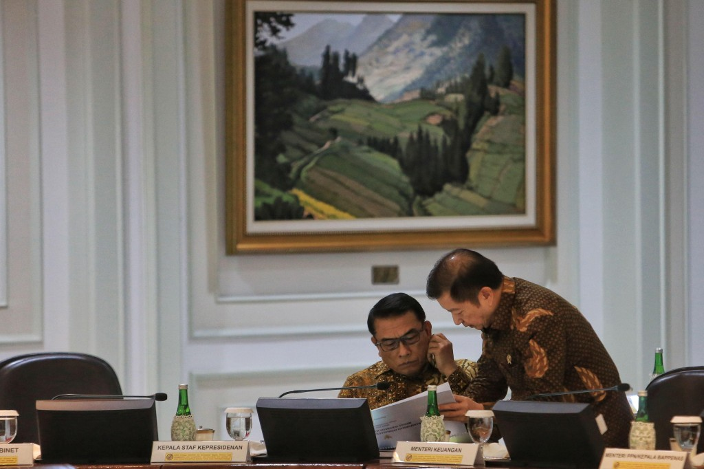 Beautiful bay, not a colonial palace: Jokowi asks for iconic new capital