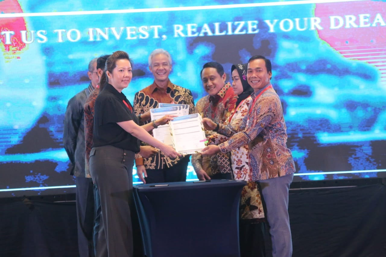 Central Java's realized investment reaches Rp 47.24 trillion, higher than that of Jakarta