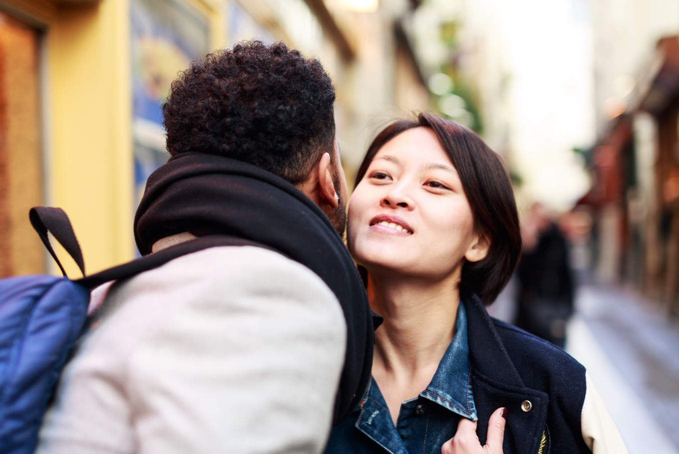 Which cheek and how many? In France and beyond, a kiss isn't just a kiss