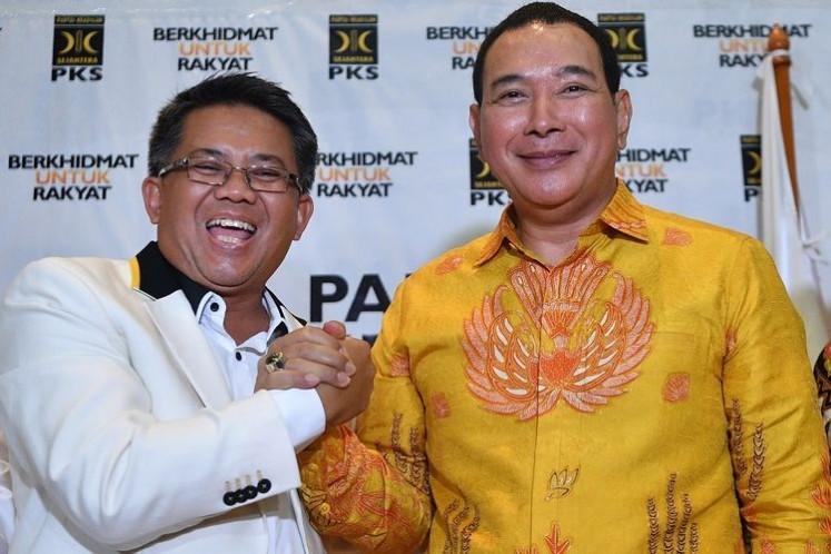Berkarya infighting narrows space for opposition in Indonesia's politics
