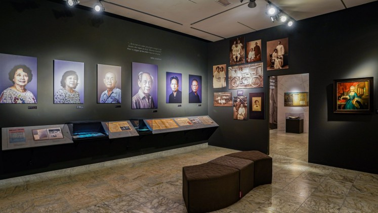 Into the past: The exhibition Depok shows the little-known history of a unique community formed south of Jakarta three centuries ago.