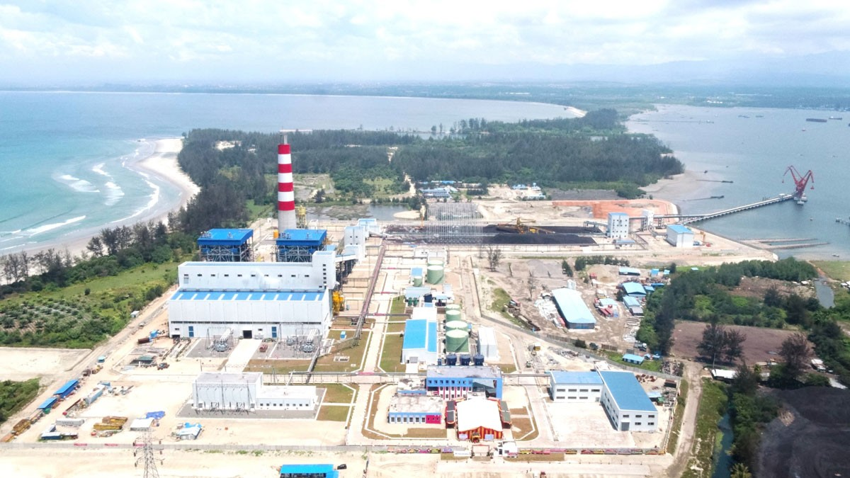 Bengkulu woos investors with 200 MW coal-fired power plant