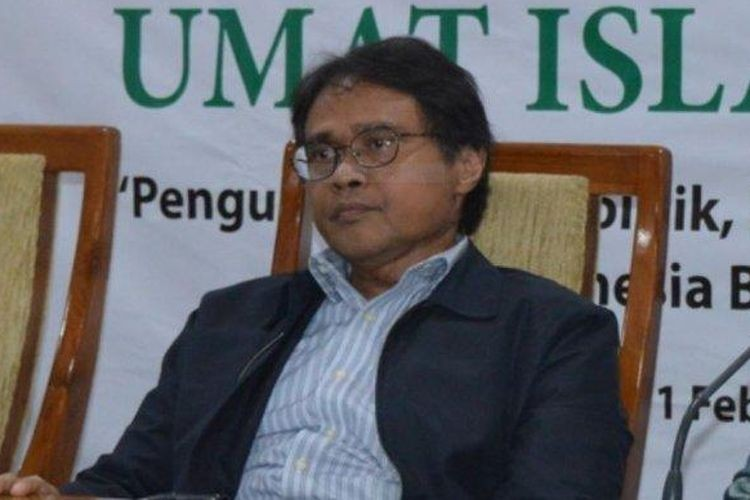 Prominent Muslim scholar Bahtiar Effendy dies aged 60