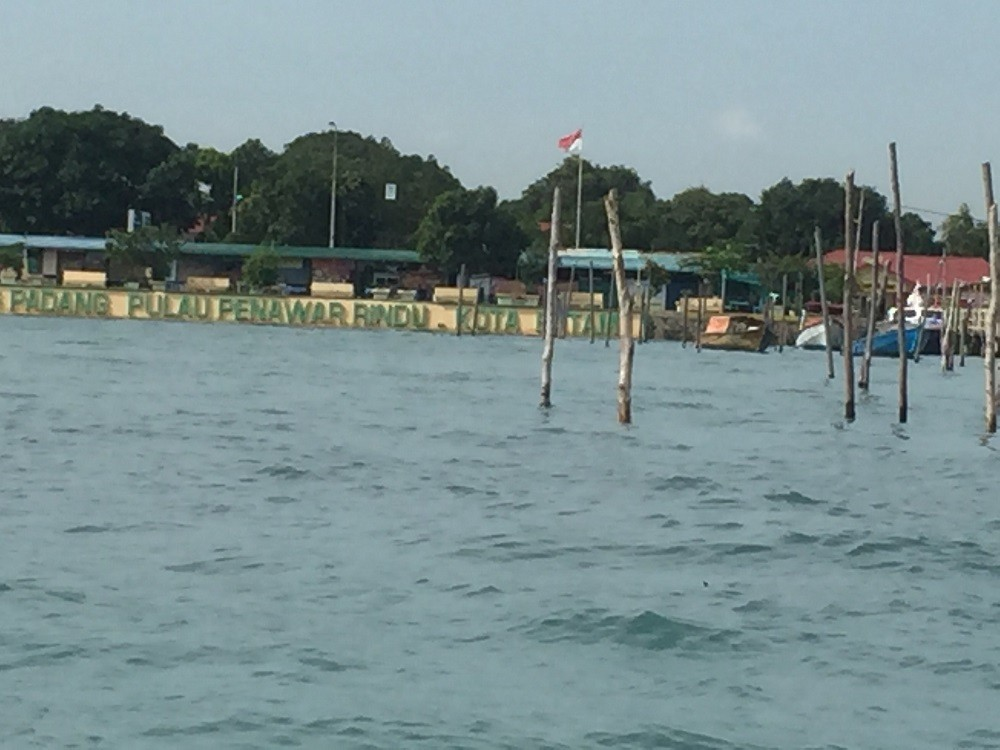 Myths and history of Belakang Padang Island