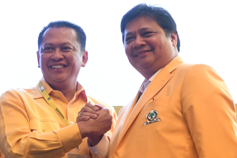 'They want change': Bambang declares bid to lead Golkar