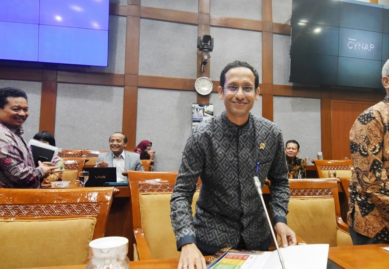 We have to dream big: Nadiem wants Indonesian to become Southeast Asia's common language