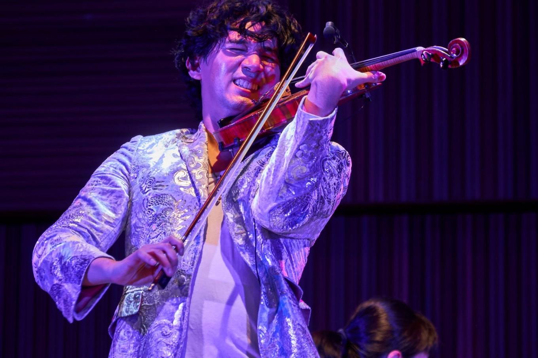 Heritage Concert Series: '1001 Lights' gives off exuberant vibe