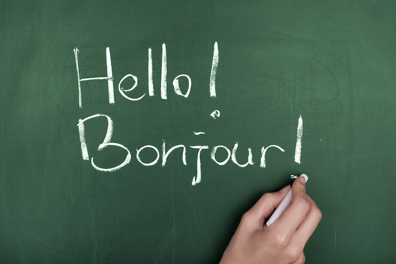 French language watchdogs warn of rise of 'franglais'