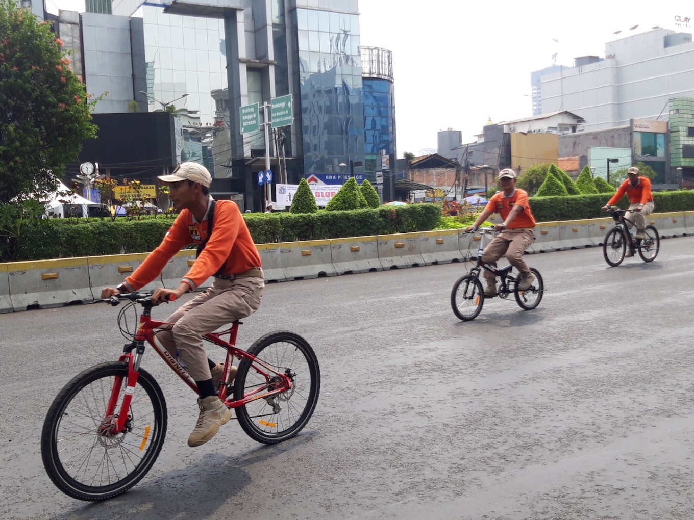 COVID-19: Jakarta to suspend Car Free Day for two weeks as part of containment measures