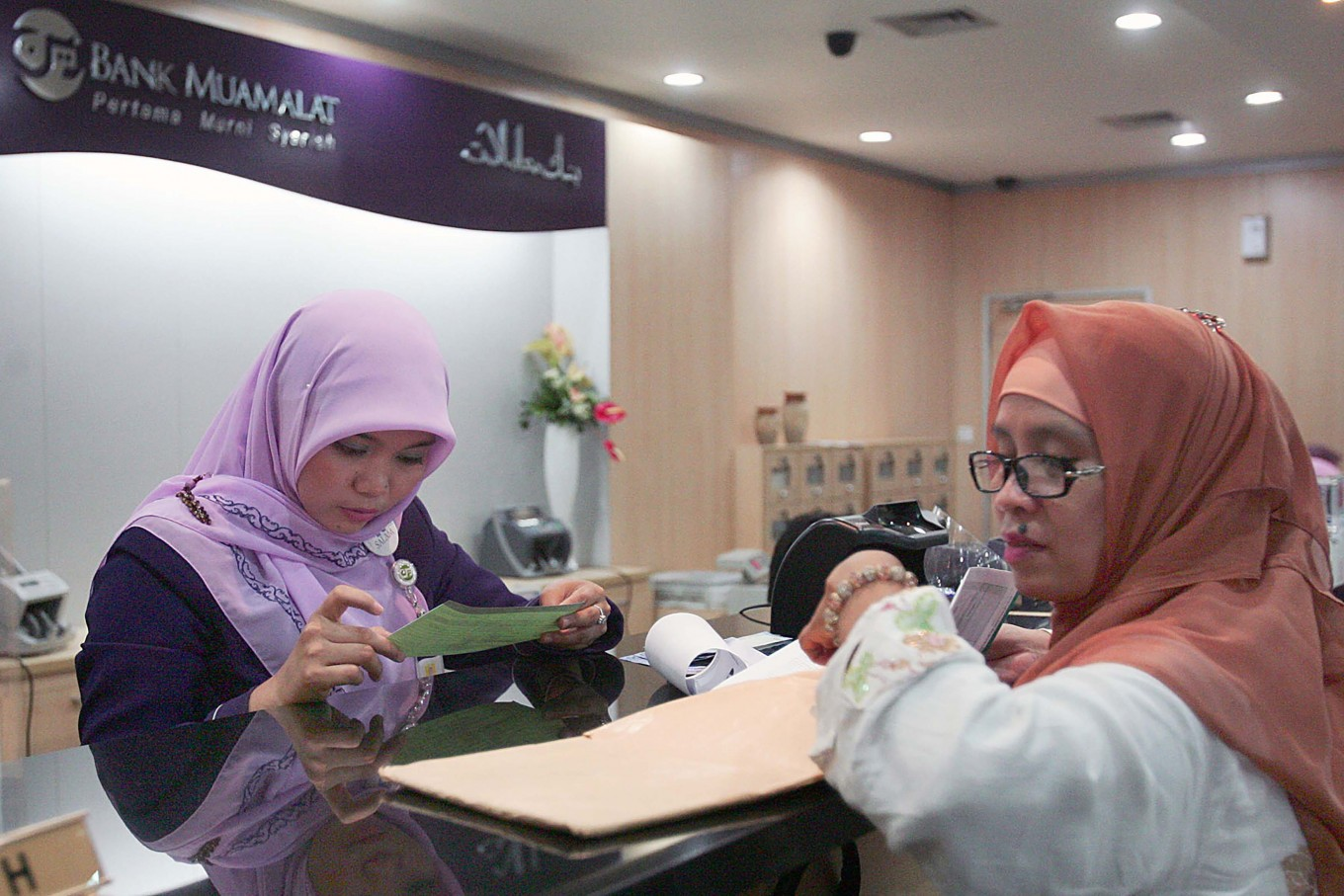 Challenges of sharia banking in Indonesia
